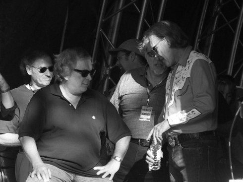 DON WITH GLEN CAMPBELL