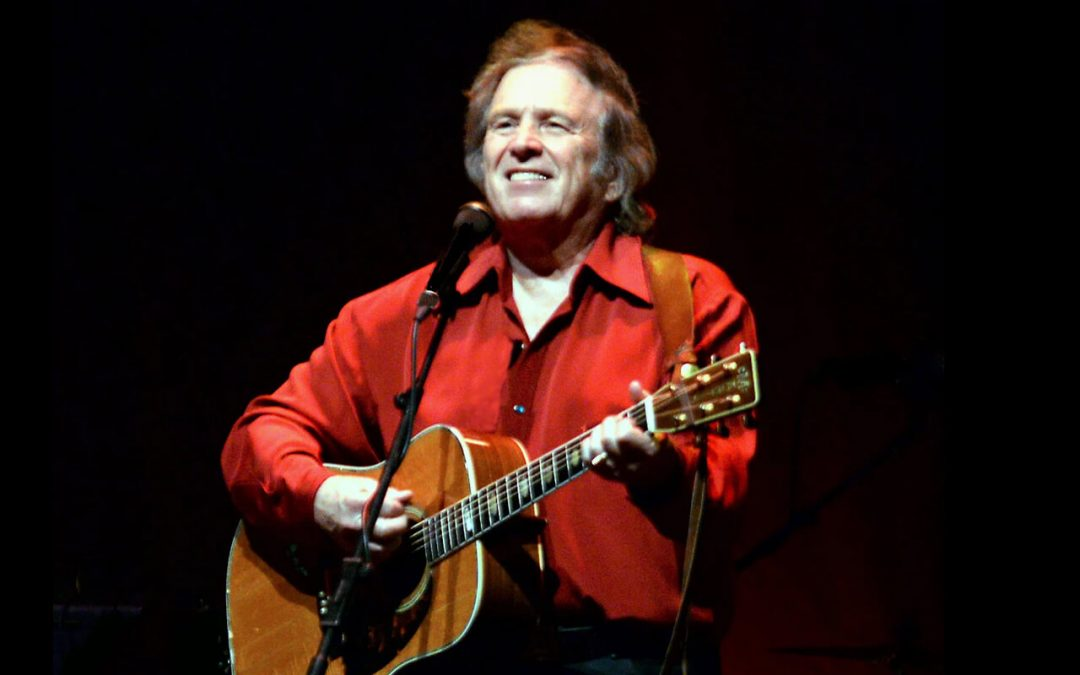 Don McLean Signs $4.5 Million Administration Deal With Universal Music Publishing Group; Readies For Second Leg Of World Tour In October