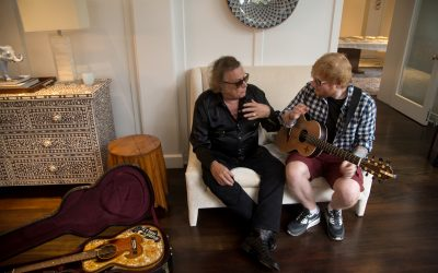DON McLEAN JOINS ED SHEERAN, ROGER DALTREY, VAN MORRISON, AND MORE FOR CHARITY FUNDRAISER; PERFORMS HIS CLASSIC 'VINCENT' WITH SHEERAN