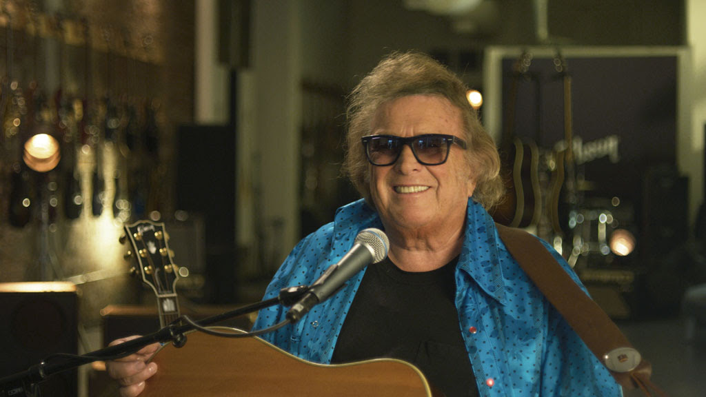Don McLean To Be Featured In All New AXS TV Music Series MIXTAPE