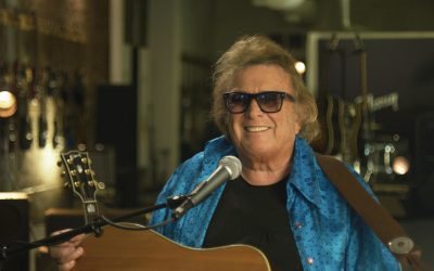 DON MCLEAN AT 73 RIVALS JUSTIN BIEBER FOR COVERAGE BY GOSSIP RAGS