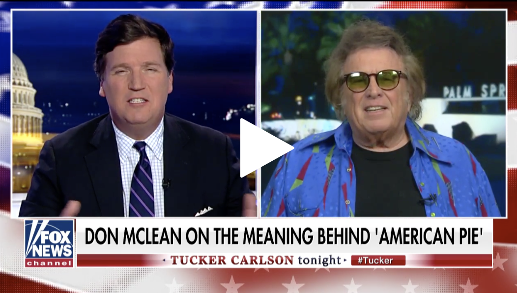 Don McLean on the meaning behind 'American Pie'