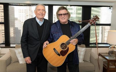 DON MCLEAN TO BE THE FOCUS OF THE BIG INTERVIEW WITH DAN RATHER, PREMIERING WEDNESDAY, MAY 20 AT 9pm ET / 6pm PT ON AXS TV
