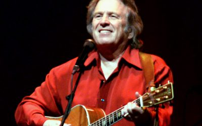 The Vivant's one-on-one interview with Don McLean