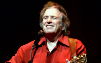 "Elmore Magazine Features Don McLean ""As Tasty As An American Pie"""