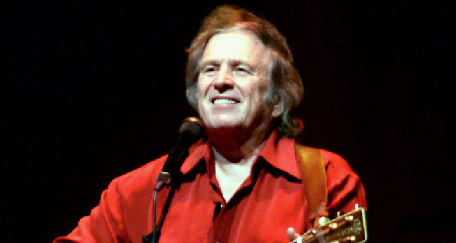 Catching up with Don McLean: Songwriters Hall of Famer