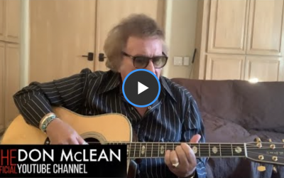 Exclusive: 'American Pie' singer Don McLean wants to teach you how to play guitar