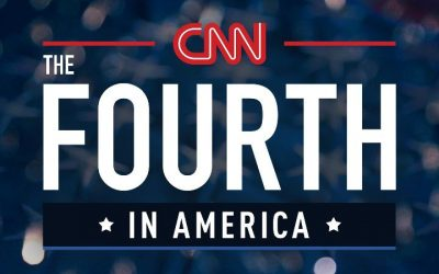 DON McLEAN, BARRY MANILOW, MARTINA McBRIDE, KENNY LOGGINS, CINDY and CARLOS SANTANA, JEWEL, CeCe WINANS, PAT BENATAR and NEIL GIRALDO AND MORE SET FOR CNN'S THE FOURTH IN AMERICA