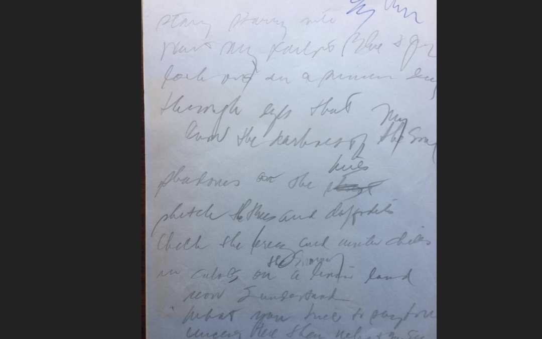Don McLean's 'Vincent' lyrics up for sale for $1.5 million