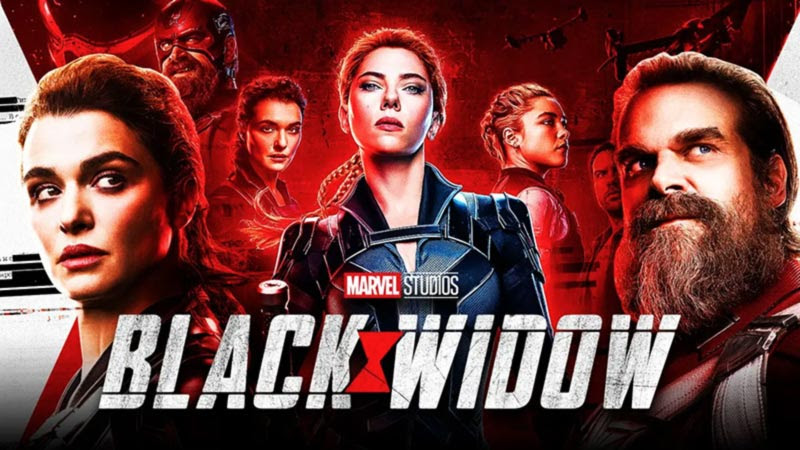 Avengers' Black Widow Tops Box Office Scores Opening Weekend