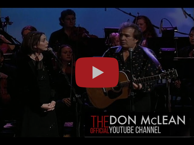 Don McLean Reflects On The Passing Of Nanci Griffith